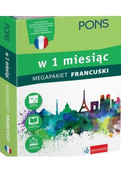 Francuski w 1 miesiąc + płyta CD