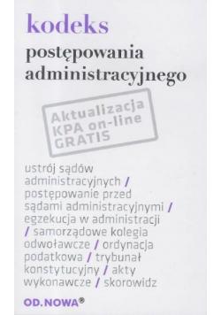 Kodeks postępowania administ. 1 marca 2017 (folia)