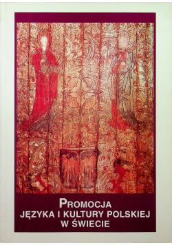 Promocja języka i kultury Polskiej w świecie