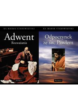 Pakiet - Adwent / Odpoczynek ze św. Pawłem