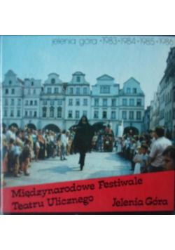 Międzynarodowe Festiwale Teatru Ulicznego