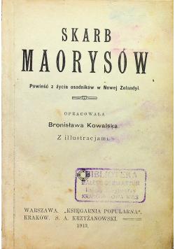 Skarb Maorysów 1913 r.