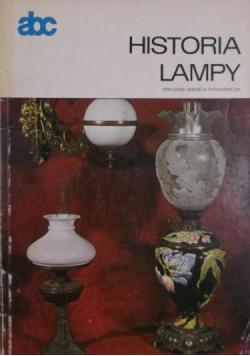 Historia lampy