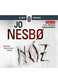 Nóż audiobook