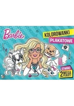Barbie  Kolorowanki plakatowe Nowa