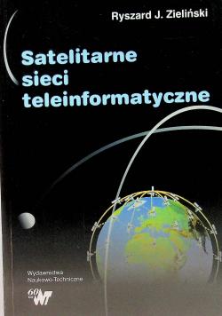 Satelitarne sieci teleinformatyczne
