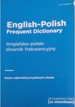 English Frequent Dictionary Angielski słownik
