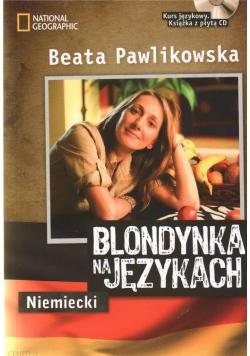 Blondynka na językach Niemiecki