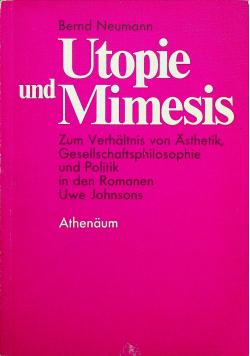 Utopie und Mimesis