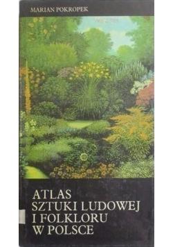 Atlas sztuki ludowej i folkloru w Polsce