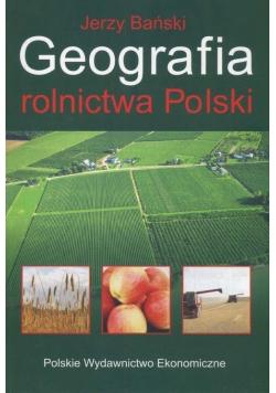 Geografia rolnictwa Polskiego