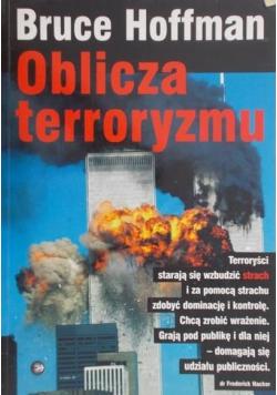 Oblicza terroryzmu