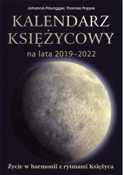 Kalendarz księżycowy na lata 2019-2022