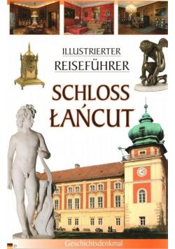Przewodnik ilustrowany Zamek Łańcut w.niemiecka