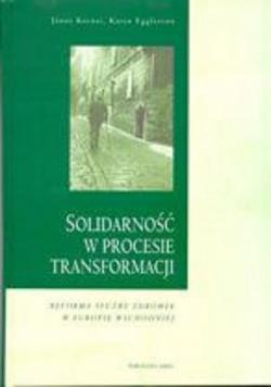Solidarność w procesie transformacji