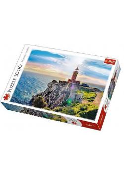 Puzzle 1000 Latarnia Morska w Melagavi TREFL