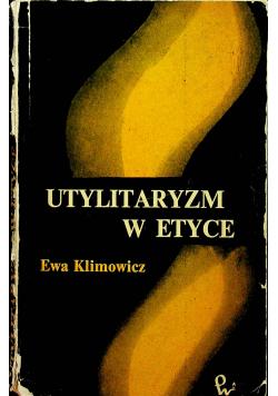 Utylitaryzm w etyce