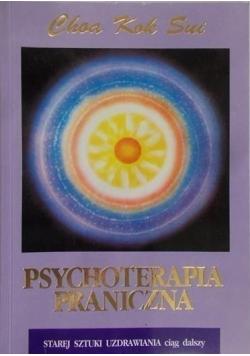 Psychoterapia praniczna