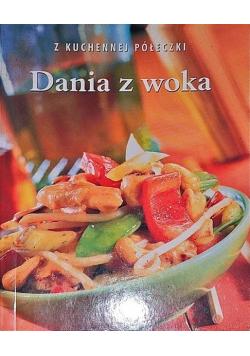 Dania z woka