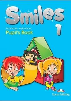 Smiles 1 PB + Interactive eBook