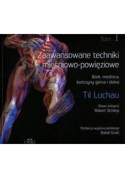 Zaawansowane techniki mięśniowo powięziowe T1