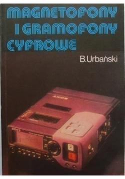 Magnetofony i gramofony cyfrowe
