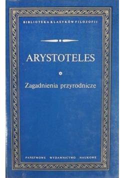 Arystoteles Zagadnienia przyrodnicze BKF