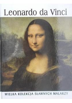 Leonardo da Vinci Wielka kolekcja sławnych malarzy