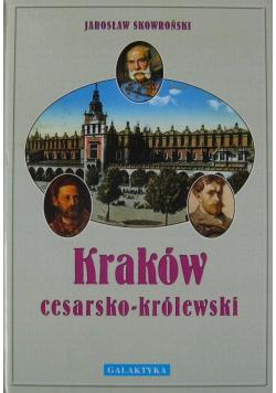 Kraków cesarsko-królewski