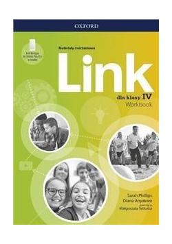 Link 4 Materiały ćwiczeniowe + dostęp online