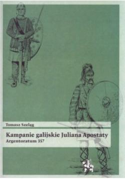 Kampanie galijskie Juliana Apostaty
