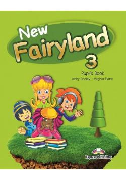 New Fairyland 3 PB EXPRESS PUBLISHING
