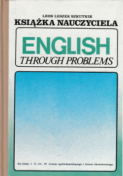 English Through Problems
