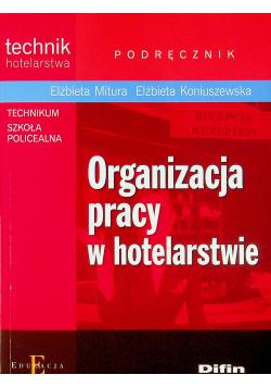 Organizacja pracy w hotelarstwie