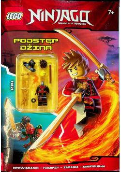 Lego Ninjago Podstęp Dżina