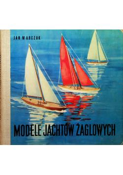 Modele jachtów żaglowych