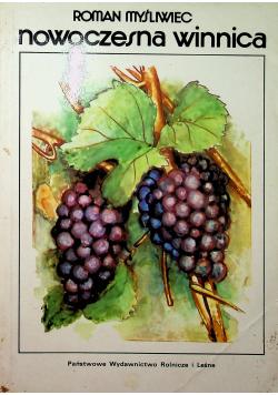Nowoczesna winnica