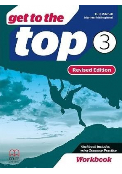 Get to the Top Revised Ed. 3 WB + CD