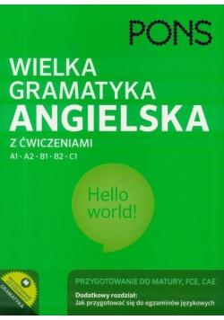Wielka gramatyka angielska z ćwiczeniami