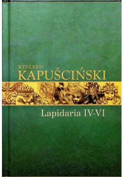 Lapidaria  IV  do  VI