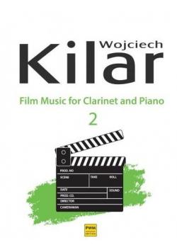 Muzyka filmowa na klarnet i fortepian 2