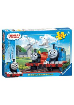 Puzzle 35 Tomek i przyjaciele