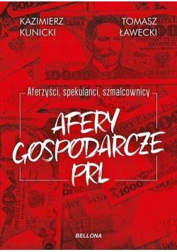 Afery gospodarcze PRL