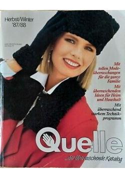 Quelle Herbst / Winter 87 / 88