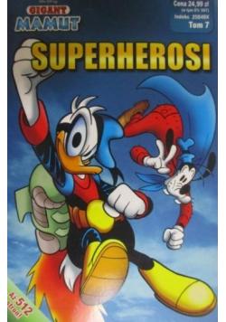 Gigant Mamut Superherosi