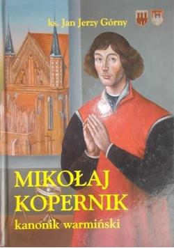 Mikołaj Kopernik kanonik warszawski
