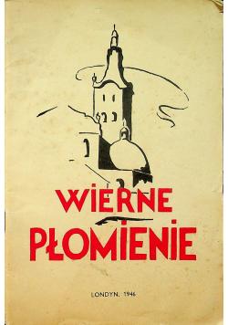 Wierne płomienie Lwów 1946 r