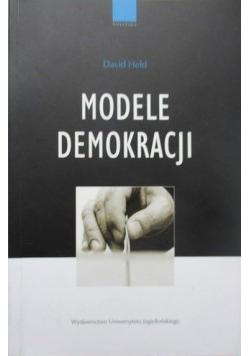 Modele demokracji