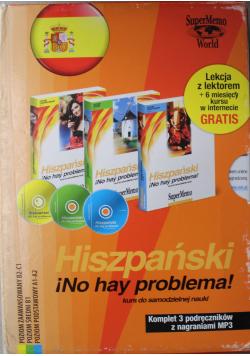 Hiszpański No hay problema Pakiet samouczków