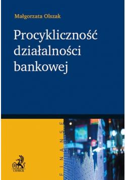 Procykliczność działalności bankowej